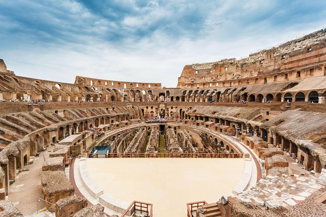 Private Tour of Colosseum and Roman Forum with Hotel Pickup and Skip-the-Line