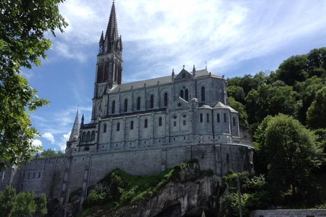 Lourdes Shrine*