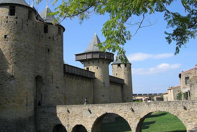 2 Hour Private Guided Tour Carcassonne Medieval