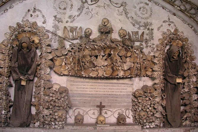 Underground Rome: Capuchin Crypts Guided Tour