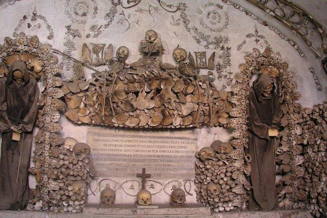 Underground Rome:Capuchin Crypt Private Tour