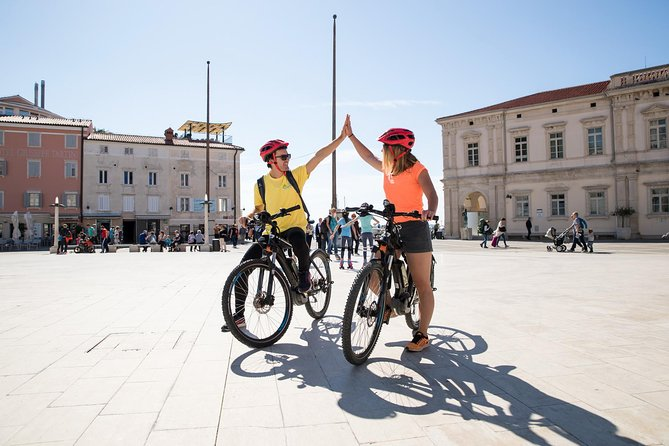 Electric Bike Tour Piran & Salt Pans