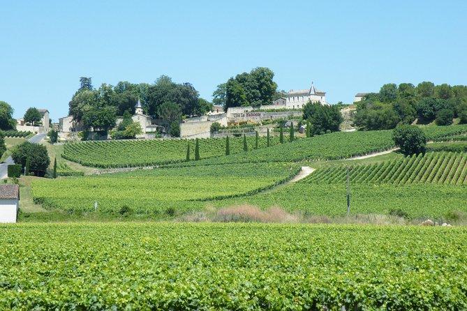 Morning & Breakfast Wine tour in Saint-Emilion, Bordeaux, FRANCIA