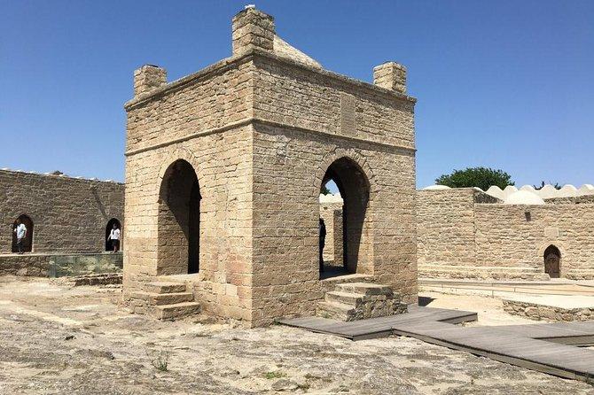 Ateshgah Temple and Yanardag (Burning Mountain) tour
