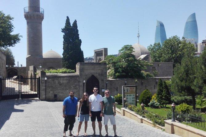 Half-day Baku Tour