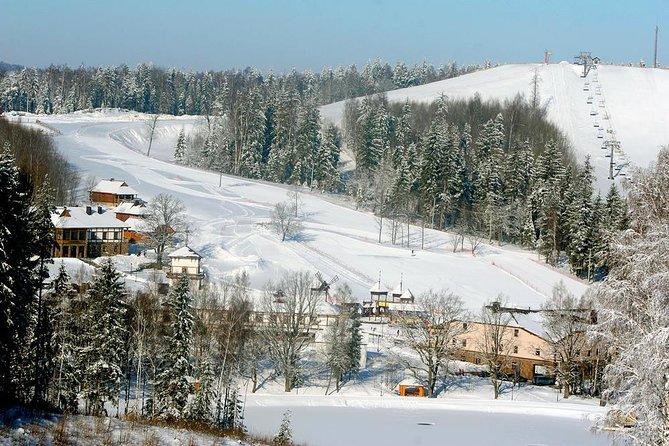 Minsk to Logoisk ski complex roundtrip transfer