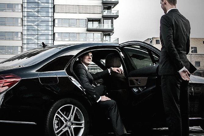 Private chauffeur service Minsk