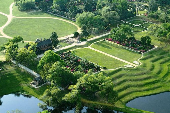 Middleton Place Tour & Lunch with Transportation from Charleston