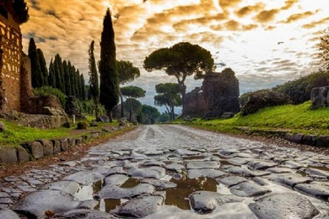 Appia Antica Bike Tour