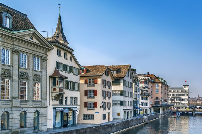 Land and Water Tour in Zurich