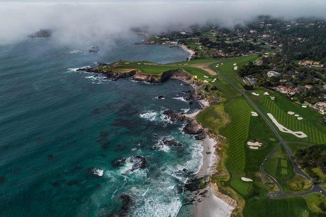 Los lugares costeros Tour en helicóptero desde Long Beach
