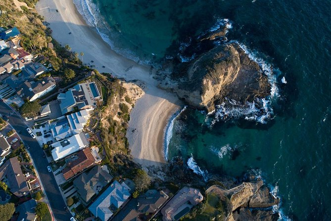 Laguna Beach Helicopter Tour From Long