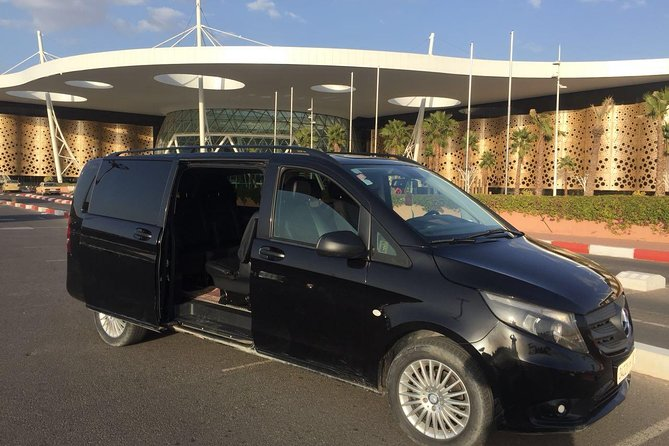 Agadir: Transfer from Airport to Agadir City Center's hotels or vice versa