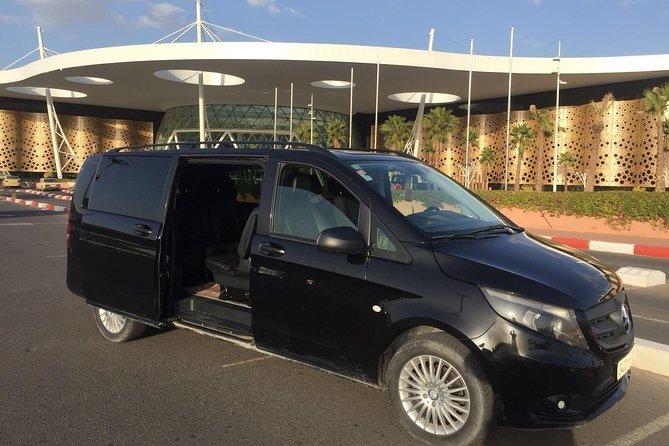 Marrakech : Transfer from Marrakech to Agadir City Center