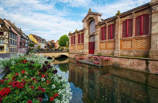 Colmar - El corazón cultural de la Alsacia