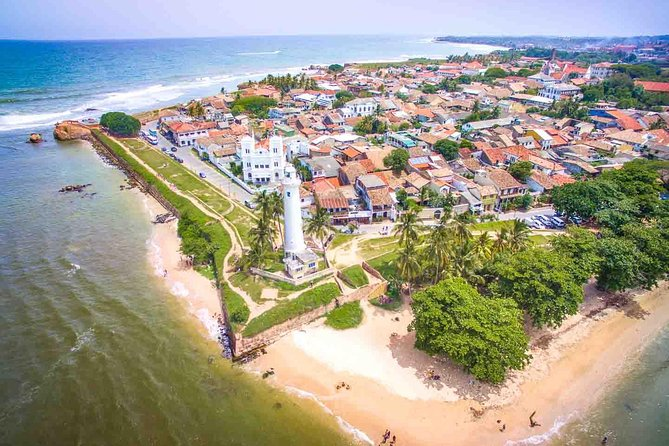 Day Trip to Galle Dutch Fort (All-Inclusive)