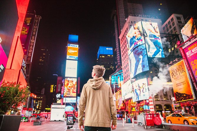 Times Square and Midtown Manhattan Scavenger Hunt
