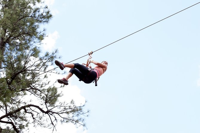 Flagstaff Adventure Zipline Course