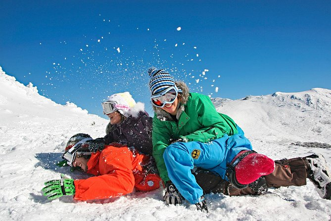 Mt Buller - Complete Snow Play With Clothing Hire & Toboggan