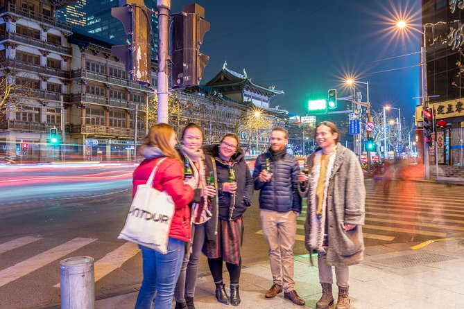 Eat Like A Local: Shanghai Night Food Tour