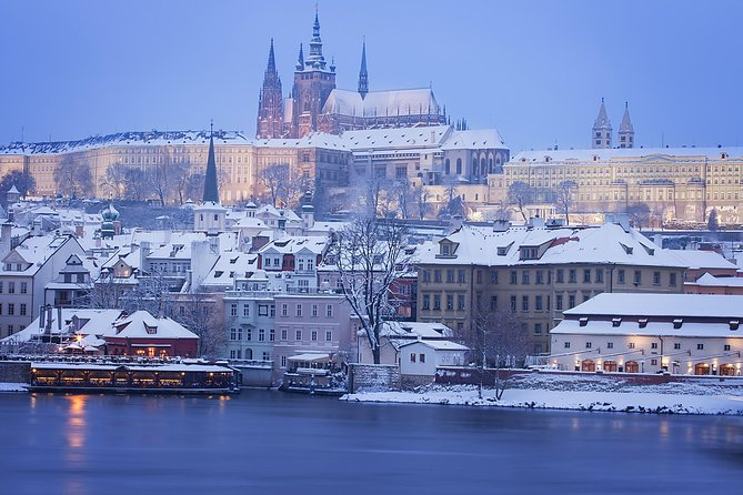 Winter Charm of Prague - private tour with PERSONAL PRAGUE GUIDE