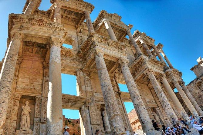 Ephesus Pamukkale Tour by Plane