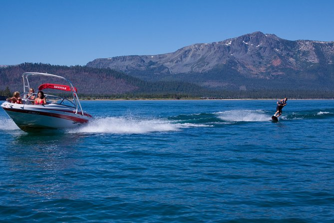 South Lake Tahoe Powerboat Rental