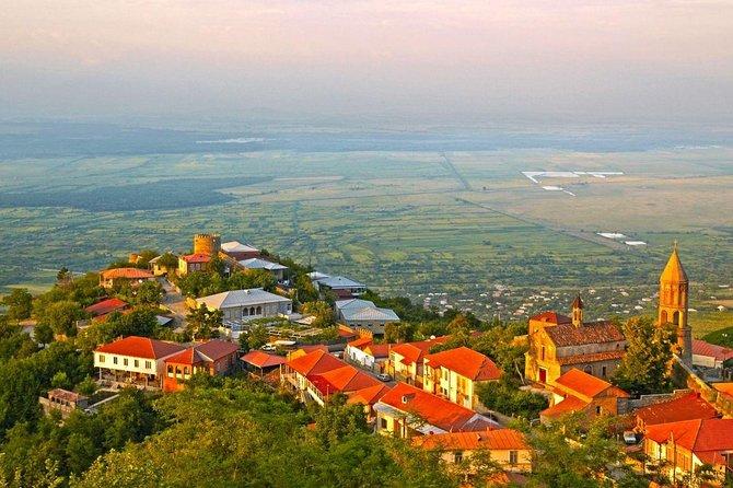 Full day tour to Kakheti: David Gareja and Signagi Town