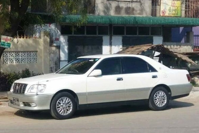 Private luxury car services in Yangon