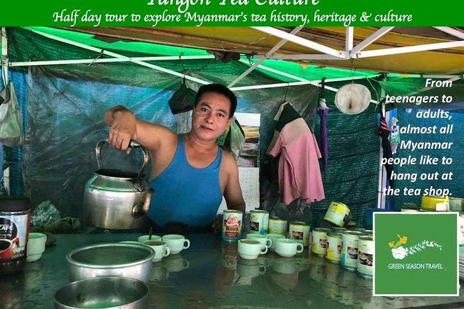 Yangon Tea Culture
