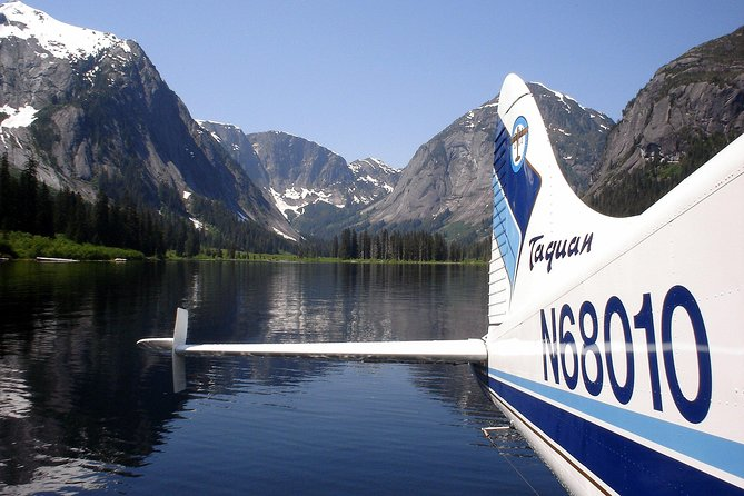 Misty Fjords National Monument Floatplane Tour