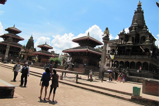 UNESCO Seven World Heritage - Day Tour of Kathmandu Valley