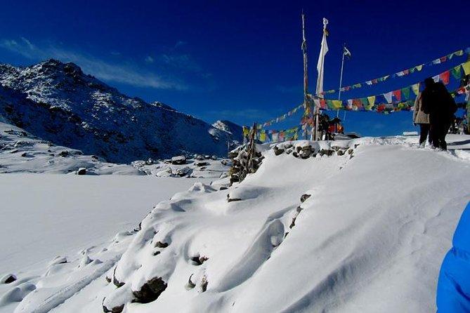 5 Days Short Gosainkunda Lake Trek from Kathmandu