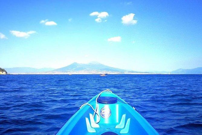 Experiencia salvaje de Kayak en Nápoles