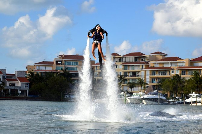 Jetpack Experience in Cancun