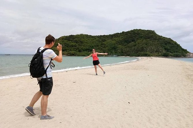 Phangan beach discovery