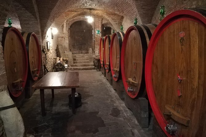 Wine-tasting Tour In Tuscany From Rome