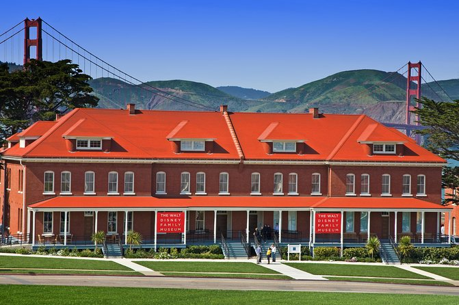 Visit The Walt Disney Family Museum