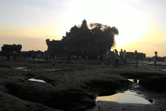 Bali Fullday Rice terrace, Volcano, Tanah lot Sunset