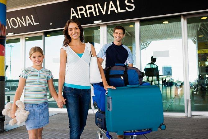Privé transfer: Genua Airport naar City of Riviera Hotels