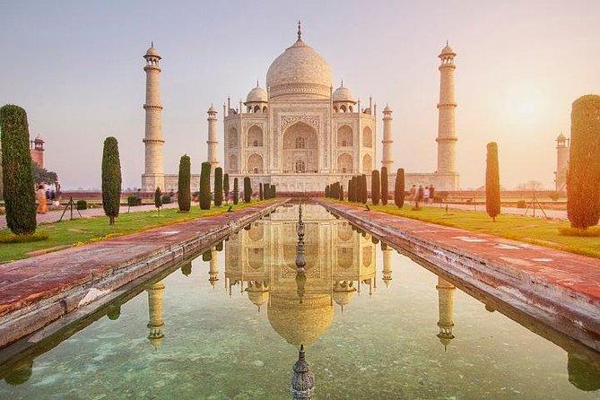 Taj Mahal Day Trip from Jaipur