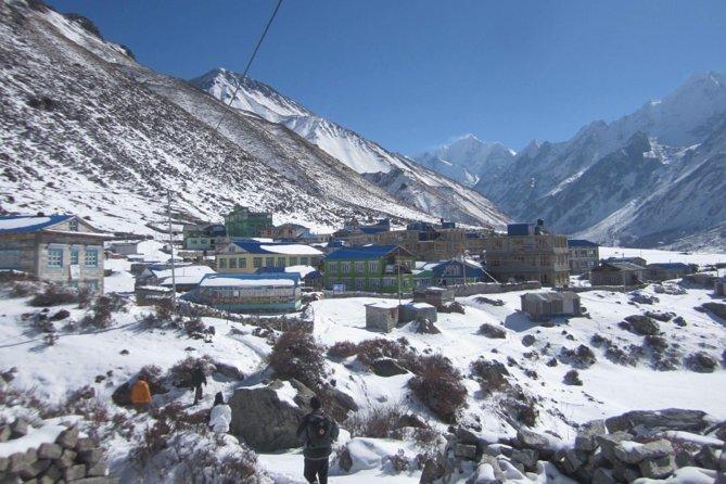 Kyanjing Gomba village