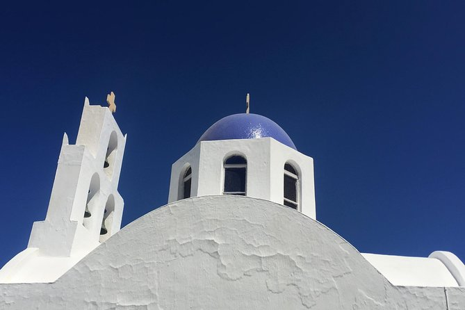 Private Tour: Discover South of Santorini
