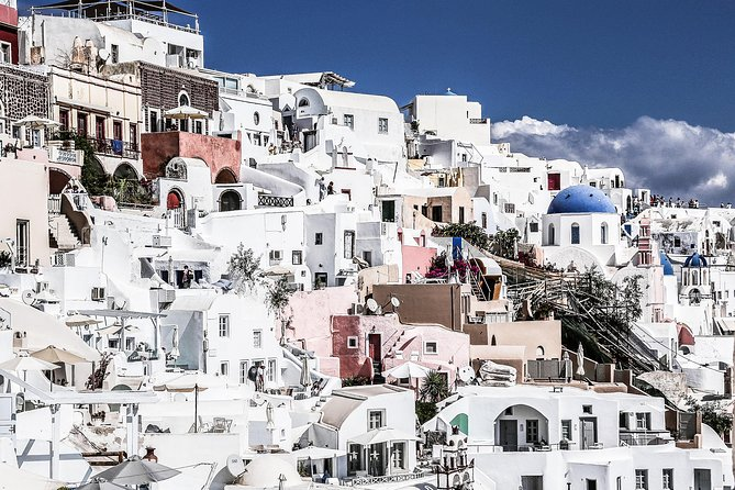 Half Day Santorini Highlights Private Tour