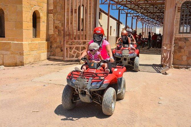Hurghada Quad Bike Experience