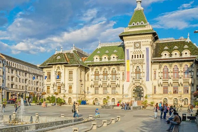 Private Transfer from Bucharest to Craiova