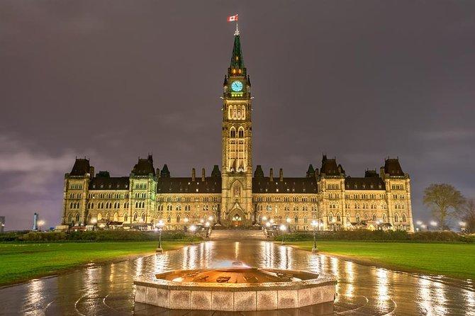 Epic Ottawa Night Tour