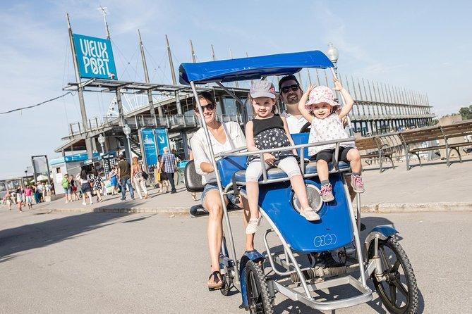 Montreal Quadricycle Rental 2021