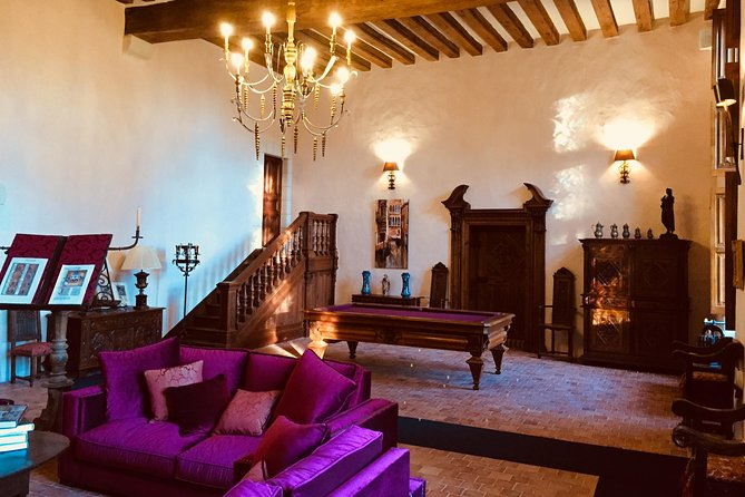 Chateau Gaillard Royal Domain Admission Ticket