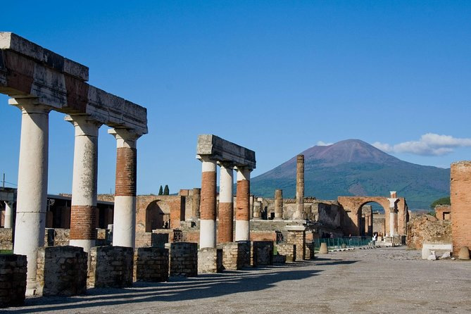 Full day tour to Pompeii and Mt Vesuvius from Sorrento
